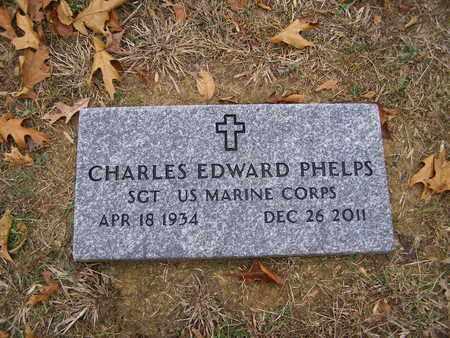 PHELPS (VETERAN), CHARLES EDWARD - Hancock County, Kentucky | CHARLES EDWARD PHELPS (VETERAN) - Kentucky Gravestone Photos