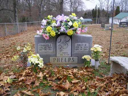 PHELPS, TRUIT D - Hancock County, Kentucky | TRUIT D PHELPS - Kentucky Gravestone Photos