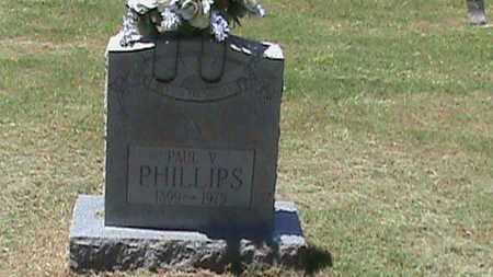 PHILLIPS, PAUL V - Hancock County, Kentucky | PAUL V PHILLIPS - Kentucky Gravestone Photos