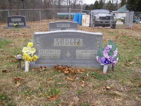 SHULTZ, ARNOLD A REV - Hancock County, Kentucky | ARNOLD A REV SHULTZ - Kentucky Gravestone Photos