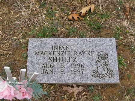 SHULTZ, MACKENZIE RAYNE - Hancock County, Kentucky | MACKENZIE RAYNE SHULTZ - Kentucky Gravestone Photos