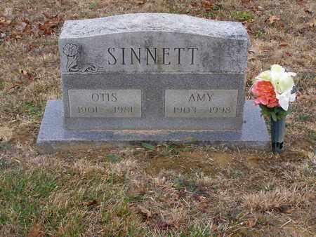 SINNETT, AMY - Hancock County, Kentucky | AMY SINNETT - Kentucky Gravestone Photos