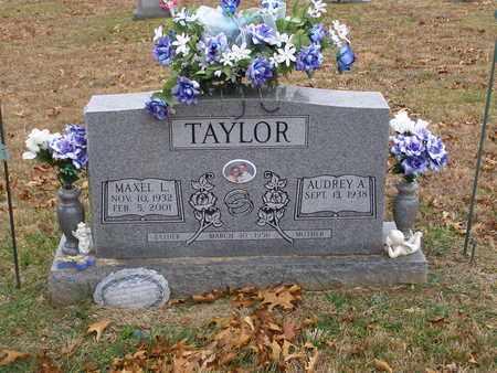 TAYLOR, MAXEL L - Hancock County, Kentucky | MAXEL L TAYLOR - Kentucky Gravestone Photos
