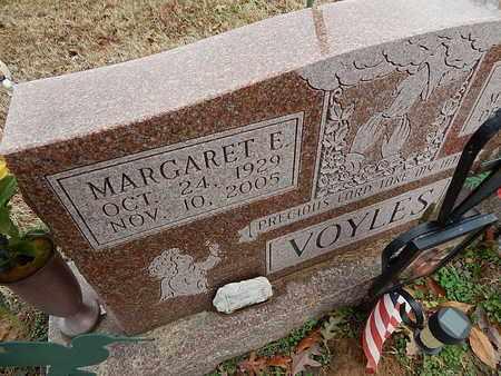 VOYLES, MARGARET E - Hancock County, Kentucky | MARGARET E VOYLES - Kentucky Gravestone Photos