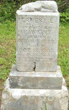 HAWKINS, ERNEST L. - Hardin County, Kentucky | ERNEST L. HAWKINS - Kentucky Gravestone Photos