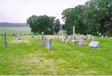 BETHEL CEMETERY OVERVIEW, . - Henderson County, Kentucky | . BETHEL CEMETERY OVERVIEW - Kentucky Gravestone Photos