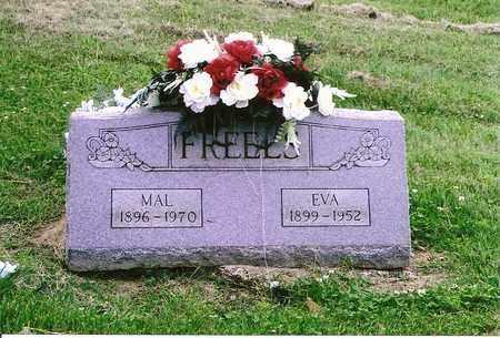 FREELS, EVA - Henderson County, Kentucky | EVA FREELS - Kentucky Gravestone Photos