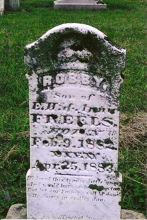 FREELS, ROBBY - Henderson County, Kentucky | ROBBY FREELS - Kentucky Gravestone Photos