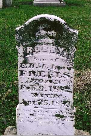 FREELS, ROBBY - Henderson County, Kentucky | ROBBY FREELS - Kentucky Gravestone Photos