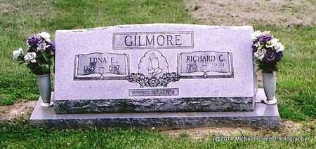 GILMORE, EDNA E. - Henderson County, Kentucky | EDNA E. GILMORE - Kentucky Gravestone Photos