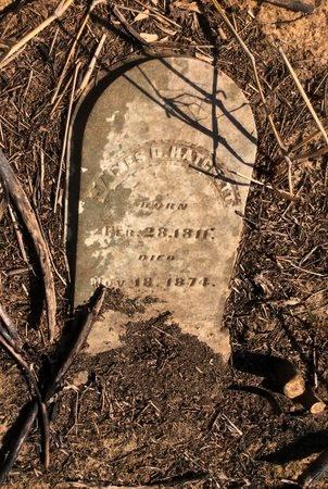 HATCHETT, JAMES D - Henderson County, Kentucky | JAMES D HATCHETT - Kentucky Gravestone Photos