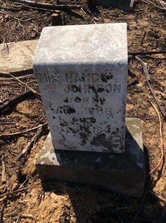 JOHNSON, NANCY ANN - Henderson County, Kentucky | NANCY ANN JOHNSON - Kentucky Gravestone Photos