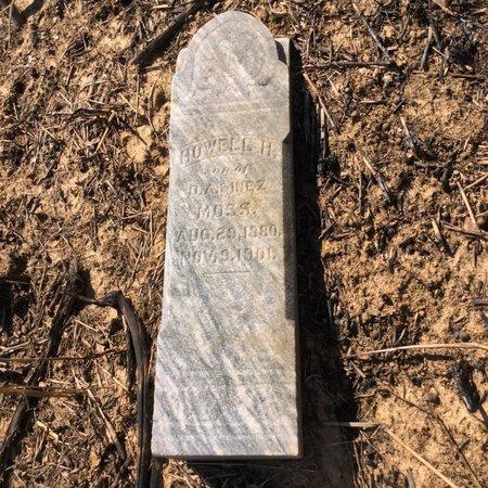 MOSS, HOWELL H - Henderson County, Kentucky | HOWELL H MOSS - Kentucky Gravestone Photos