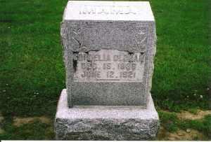 OLDHAM, CORDELIA - Henderson County, Kentucky | CORDELIA OLDHAM - Kentucky Gravestone Photos