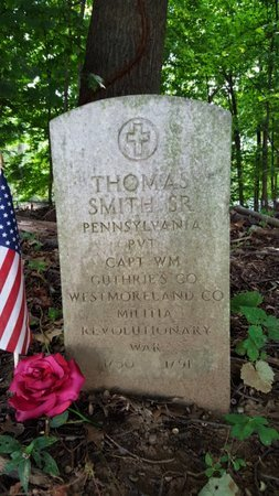 SMITH SR, THOMAS - Henderson County, Kentucky | THOMAS SMITH SR - Kentucky Gravestone Photos