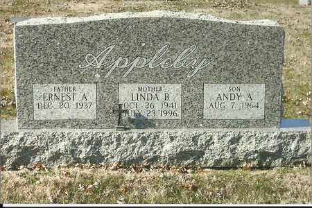 BURKLOW APPLEBY, LINDA - Hopkins County, Kentucky | LINDA BURKLOW APPLEBY - Kentucky Gravestone Photos
