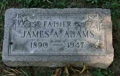 ADAMS, JAMES A. - Jefferson County, Kentucky | JAMES A. ADAMS - Kentucky Gravestone Photos