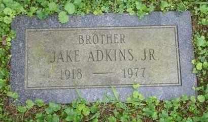 ADKINS, JAKE JR. - Jefferson County, Kentucky | JAKE JR. ADKINS - Kentucky Gravestone Photos