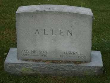 ALLEN, HARRY L. - Jefferson County, Kentucky | HARRY L. ALLEN - Kentucky Gravestone Photos