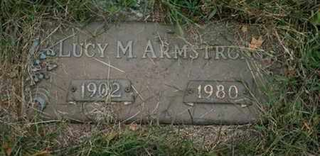 ARMSTRONG, LUCY M. - Jefferson County, Kentucky | LUCY M. ARMSTRONG - Kentucky Gravestone Photos