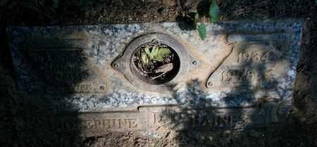 BAINES, JOSEPHINE D. - Jefferson County, Kentucky | JOSEPHINE D. BAINES - Kentucky Gravestone Photos