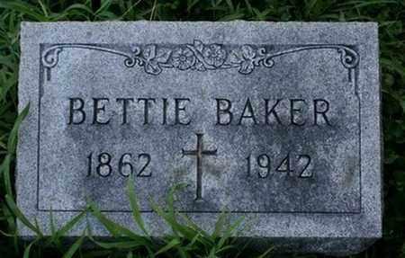 BAKER, BETTIE - Jefferson County, Kentucky | BETTIE BAKER - Kentucky Gravestone Photos