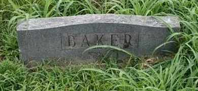 BAKER, ODELL - Jefferson County, Kentucky | ODELL BAKER - Kentucky Gravestone Photos