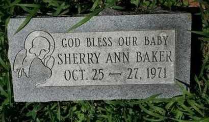 BAKER, SHERRY ANN - Jefferson County, Kentucky   SHERRY ANN BAKER - Kentucky Gravestone Photos
