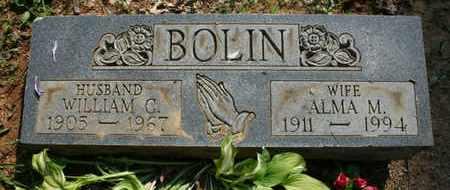 BOLIN, ALMA - Jefferson County, Kentucky | ALMA BOLIN - Kentucky Gravestone Photos