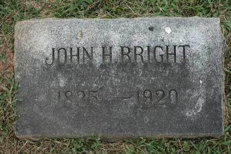 BRIGHT, JOHN - Jefferson County, Kentucky   JOHN BRIGHT - Kentucky Gravestone Photos