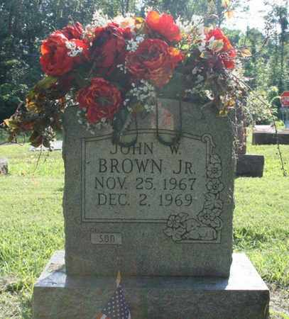 BROWN, JOHN - Jefferson County, Kentucky | JOHN BROWN - Kentucky Gravestone Photos