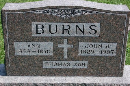 BURNS, JOHN J., JR - Jefferson County, Kentucky | JOHN J., JR BURNS - Kentucky Gravestone Photos