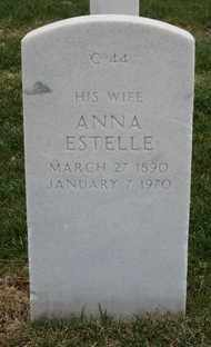 CARR, ANNA ESTELLE - Jefferson County, Kentucky   ANNA ESTELLE CARR - Kentucky Gravestone Photos