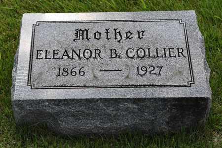 COLLIER, ELEANOR B. - Jefferson County, Kentucky | ELEANOR B. COLLIER - Kentucky Gravestone Photos