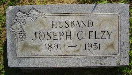 ELZY, JOSEPH - Jefferson County, Kentucky | JOSEPH ELZY - Kentucky Gravestone Photos