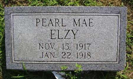 ELZY, PEARL - Jefferson County, Kentucky | PEARL ELZY - Kentucky Gravestone Photos