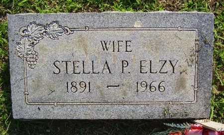 ELZY, STELLA - Jefferson County, Kentucky   STELLA ELZY - Kentucky Gravestone Photos