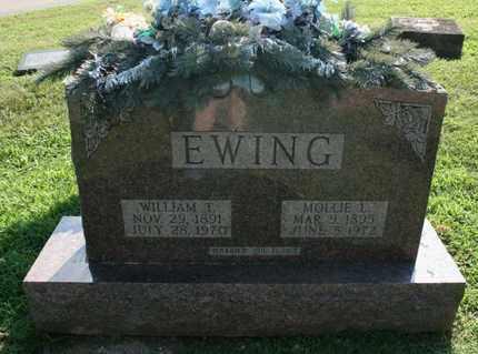 EWING, MOLLIE - Jefferson County, Kentucky | MOLLIE EWING - Kentucky Gravestone Photos