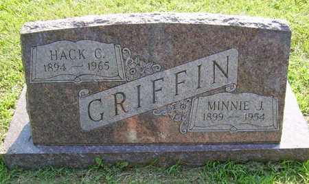 GRIFFIN, HACK - Jefferson County, Kentucky | HACK GRIFFIN - Kentucky Gravestone Photos