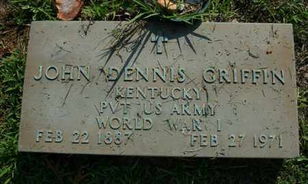 GRIFFIN(VETERAN WWI), JOHN(NEW) - Jefferson County, Kentucky | JOHN(NEW) GRIFFIN(VETERAN WWI) - Kentucky Gravestone Photos