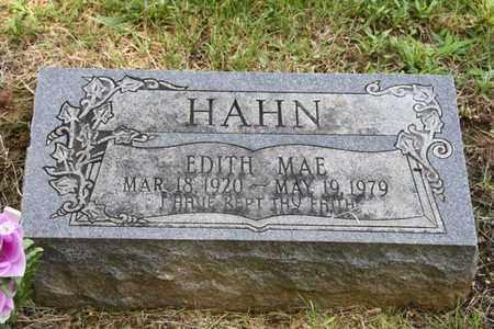 HAHN, EDITH - Jefferson County, Kentucky | EDITH HAHN - Kentucky Gravestone Photos
