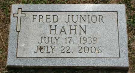 HAHN, FRED JUNIOR - Jefferson County, Kentucky   FRED JUNIOR HAHN - Kentucky Gravestone Photos