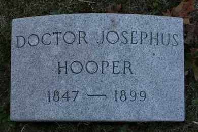 HOOPER, DOCTOR JOSEPHUS - Jefferson County, Kentucky | DOCTOR JOSEPHUS HOOPER - Kentucky Gravestone Photos