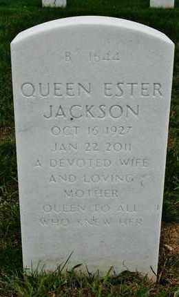 JACKSON, QUEEN ESTER - Jefferson County, Kentucky | QUEEN ESTER JACKSON - Kentucky Gravestone Photos