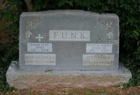 JONES, SARAH FUNK - Jefferson County, Kentucky   SARAH FUNK JONES - Kentucky Gravestone Photos
