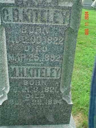 HEATLY KITELEY, MARGARET - Jefferson County, Kentucky   MARGARET HEATLY KITELEY - Kentucky Gravestone Photos