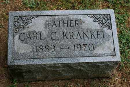 KRANKEL, CARL C. - Jefferson County, Kentucky   CARL C. KRANKEL - Kentucky Gravestone Photos