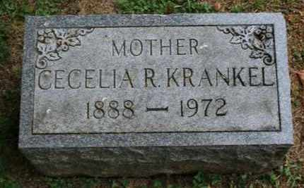 KRANKEL, CECELIA R. - Jefferson County, Kentucky | CECELIA R. KRANKEL - Kentucky Gravestone Photos