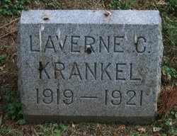 KRANKEL, LAVERNE C. - Jefferson County, Kentucky | LAVERNE C. KRANKEL - Kentucky Gravestone Photos