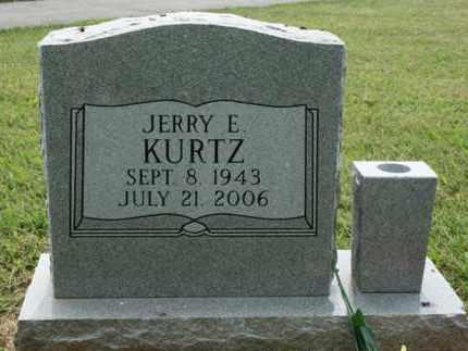 KURTZ, JERRY E. - Jefferson County, Kentucky | JERRY E. KURTZ - Kentucky Gravestone Photos